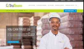 TruTeam   Leading Installer of Insulation and Building Products