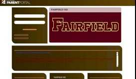 txConnect for FAIRFIELD ISD - txConnect : Login - TxEIS