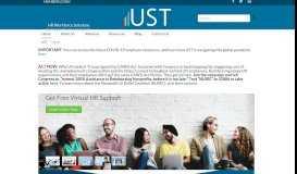 UST - ustportal