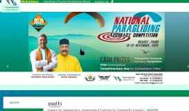 Uttarakhand Tourism Development Board | Department of Tourism ...