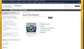 UW Oshkosh Intranet - University of Wisconsin Oshkosh