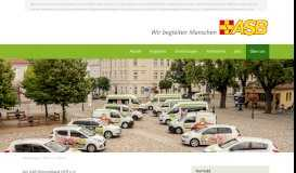 Verband - ASB Neuruppin