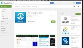 Verint Mobile WFO - Apps on Google Play