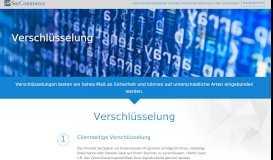 Verschlüsselung - SecCommerce