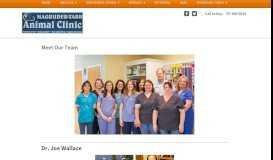 Veterinarian in Yorktown, VA US ... - Magruder Tabb Animal Clinic