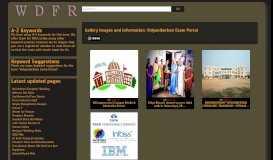 Vidyanikethan Exam Portal - More info