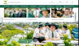 Villanova College » An Augustinian Education for Boys