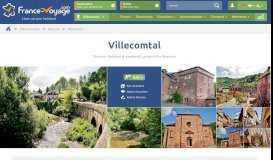 Villecomtal - Tourism, Holidays & Weekends - France Voyage