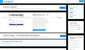 Visit Gate3.finnair.com - Netscaler Gateway.