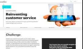 Vodafone eSourcing - Accenture