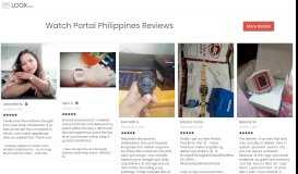Watch Portal Philippines   Reviews - Loox