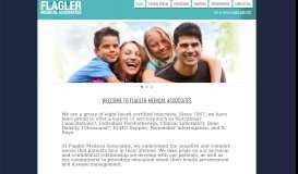 Welcome to Flagler Medical Associates