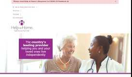 Welcome to Oxford HealthCare - Help At Home