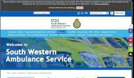 Welcome to SWASFT - What we do