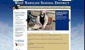 West Babylon Union Free School District