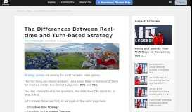 What's the Difference Between RTS and TBS - Plarium