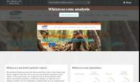 Whizz Car. WhizzCar Car Sharing - your alternative to renting ...