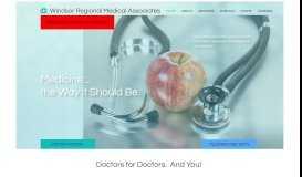Windsor Regional Medical Associates