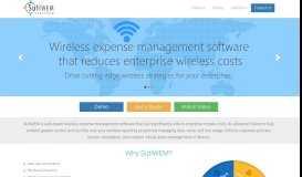 Wireless Expense Management Software - SutiWEM