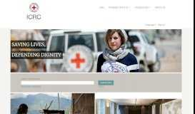 Working for the ICRC | International Committee of the Red Cross