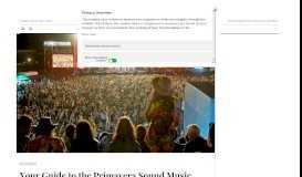 Your Guide to the Primavera Sound Music Festival - WithGuitars