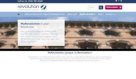 Your Revolution Property Portal | Revolution Property Management