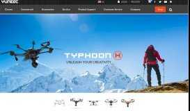 Yuneec Typhoon H | Hexacopter Drone with 4K UHD Camera
