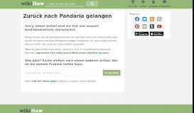 Zurück nach Pandaria gelangen – wikiHow