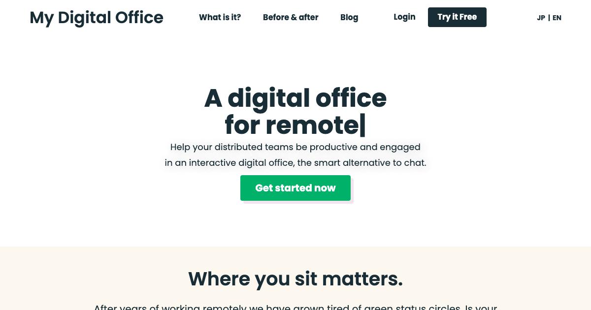 My Digital Office