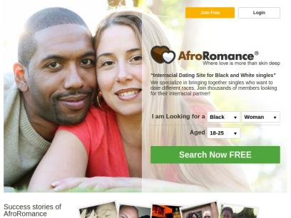 Login com afroromance www The Online