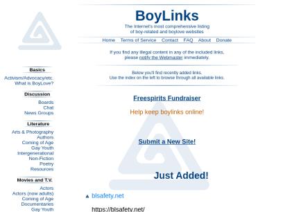 Boylinks Net