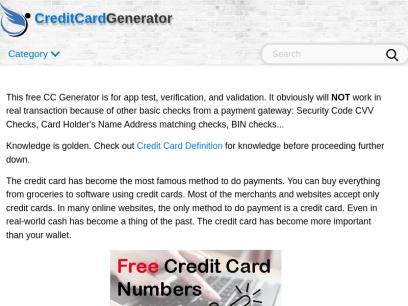 Score generator credit fake Fake Act
