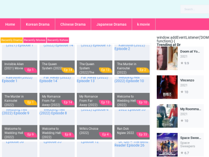 Free dramanice watch March of