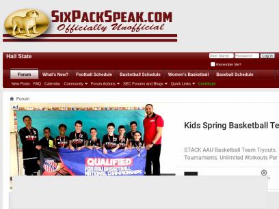 45 Similar Sites Like Forums Sixpackspeak Com Alternatives