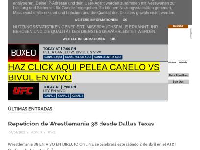 Online español wwe Ver WWE