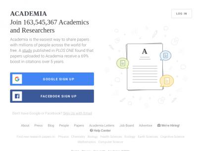 Academia.edu - Share research