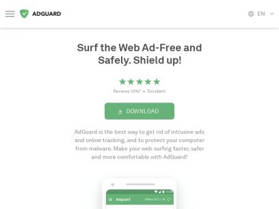 AdGuard — World's most advanced adblocker!