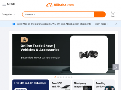 Alibaba.com: Manufacturers, Suppliers, Exporters & Importers from the world's largest online B2B marketplace