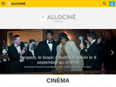 AlloCiné : Cinéma, Séries TV, BO de films et séries, Vidéos, DVD et VOD
