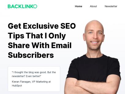 SEO Training and Link Building Strategies – Backlinko