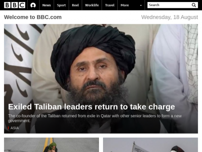 BBC - Homepage