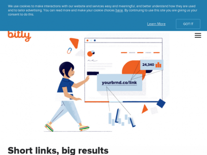Sites like bit.ly &         Alternatives