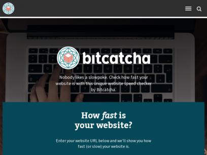 Bitcatcha - Speed Test Your Website Server (Response Time)