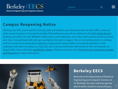 EECS at UC Berkeley |