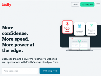 Fastly   The edge cloud platform behind the best of the web   Fastly