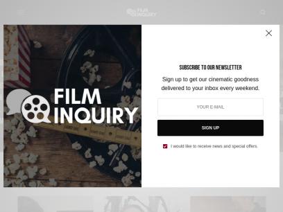 Home | Film Inquiry