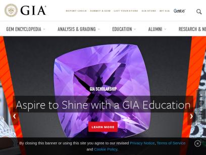 Sites like gia.edu &         Alternatives
