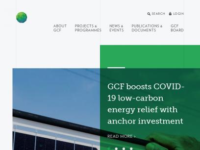Sites like greenclimate.fund &         Alternatives