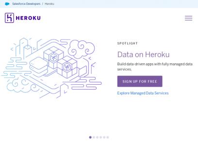 Cloud Application Platform   Heroku