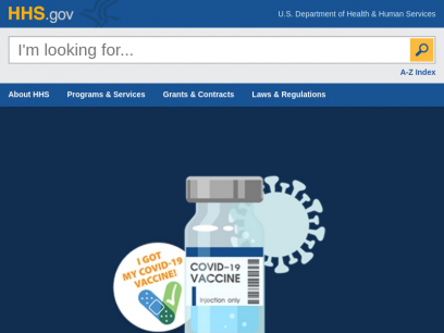 Accessibility @ HHS | HHS.gov